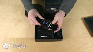 Unboxing: Roku 4 Streaming Media Player - 4400R