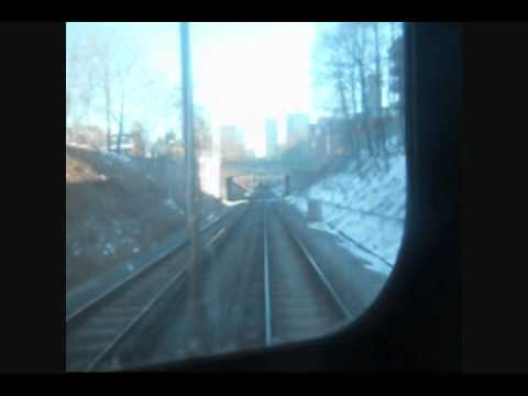 Toronto Subway Ride-Yonge Line SB from North York to Bloor St part 2
