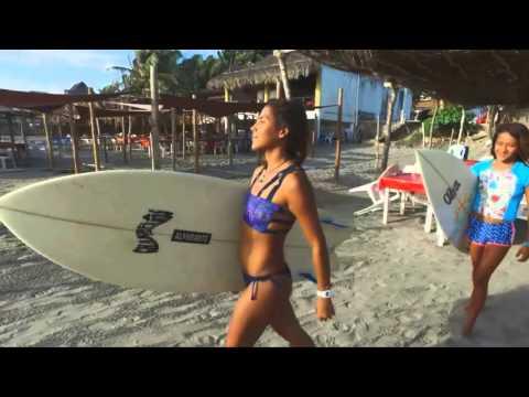 Radio y Televisión de Guerrero - Oficial - Acapulco Pro Surf 2016 - Playa Bonfil