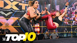 Top 10 NXT Moments: WWE Top 10, March 31, 2021