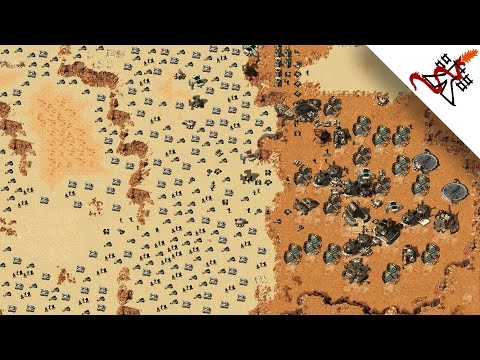 DUNE 2000 - UNSTOPPED ENEMY WAVES