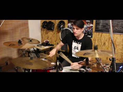 Reign of kindo - Till we make our ascent (Drum cover) | Marco Kraus mp3