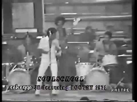 download James Brown with a Teenage Bootzilla on Bass