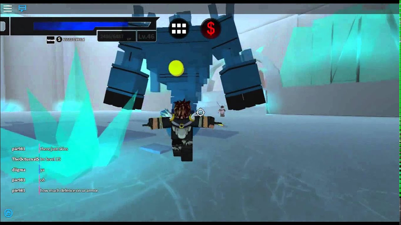 Roblox sword burst online killing all boss 2 7 youtube for Floor 5 map swordburst 2
