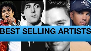 List of Best-selling Music Artists At Popflock com | View