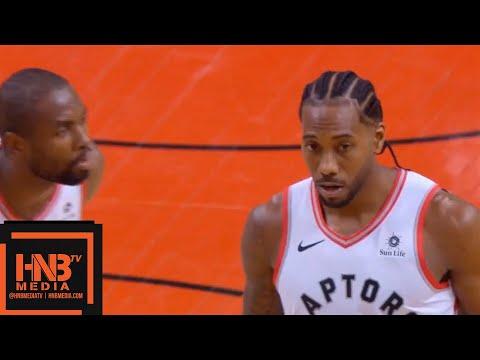 Toronto Raptors vs Philadelphia Sixers 1st Half Highlights | 10.30.2018, NBA Season