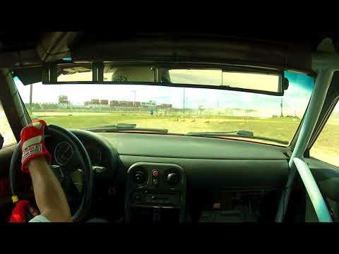 Rallycross I-96 Speedway July 2018 - Run  5 GOPR0041