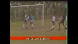 CONCACAF 1973 HAITI VS GUATEMALA: JUNIOR MENGUAL OWNER AYITI TAN LONTAN PART 1