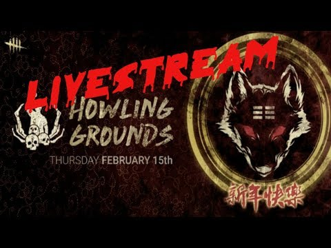DEAD BY DAYLIGHT - HOWLING GROUNDS EVENT! Damn Daily Rituals!