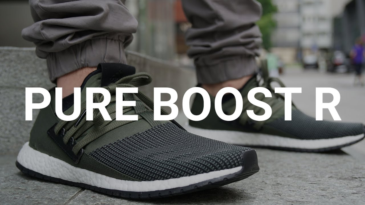 Pure Boost Raw