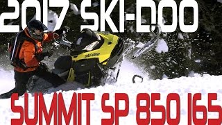 STV 2017 Ski-Doo Summit SP 850 165