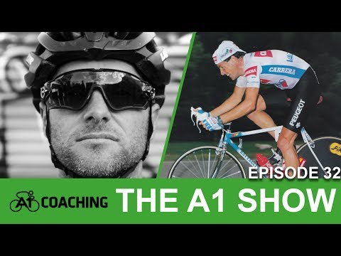 Stephen Roche   Nationals   Cycling Maven   The A1 Show - Episode 32
