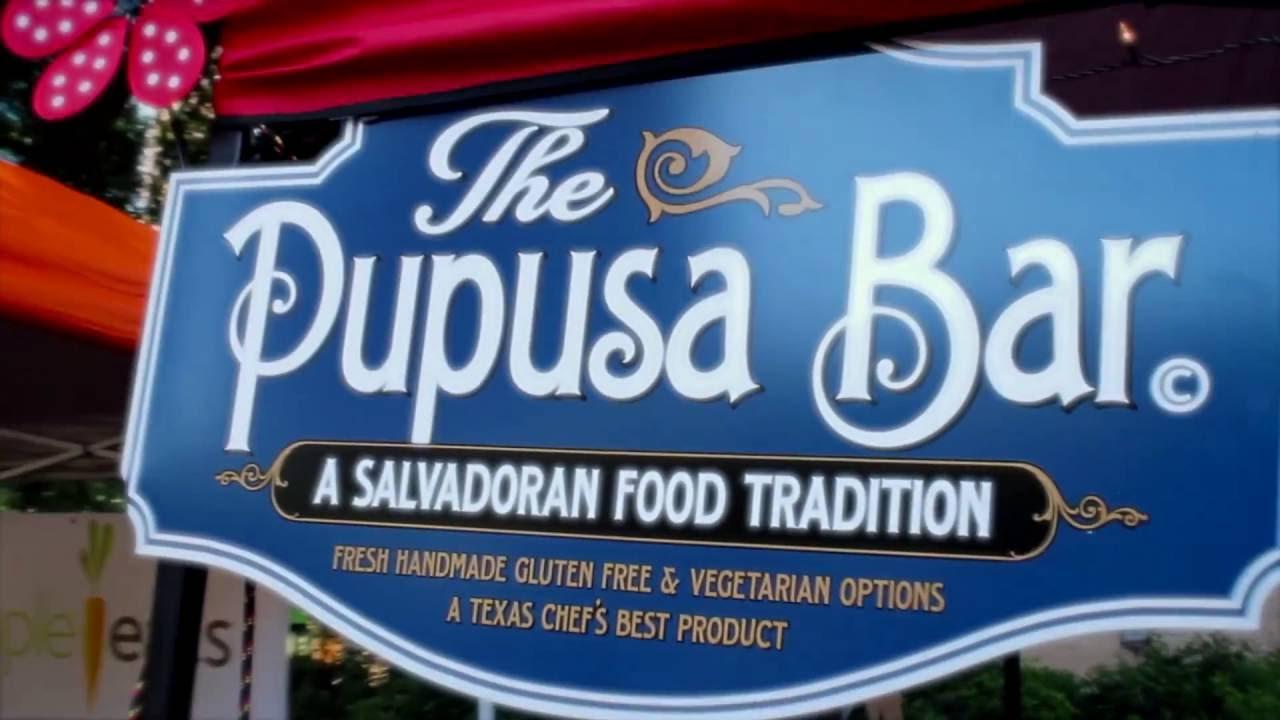 The Pupusa Bar - Houston TX - A Salvadoran Food Tradition - YouTube