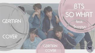 [GERMAN COVER] BTS - So what cover by NICKY feat. Scorpyu