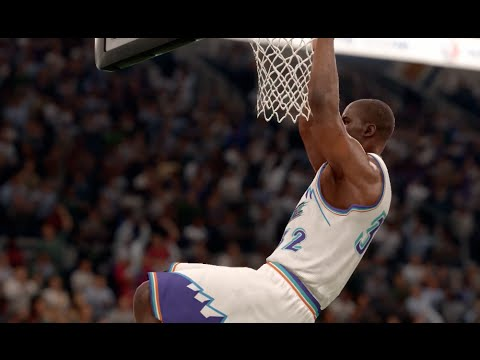 nba live 16 ultimate team the shaq attack youtube. Black Bedroom Furniture Sets. Home Design Ideas