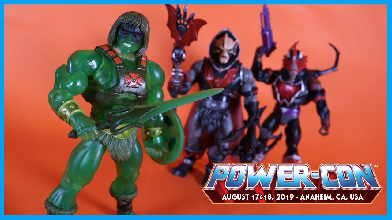 Horde Zombie He-Man Exclusive Masters of the Universe Classics