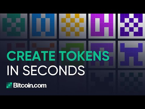 A Sneak Peak Of The Bitcoin.com Mint - An Easy Way To Create Tokens