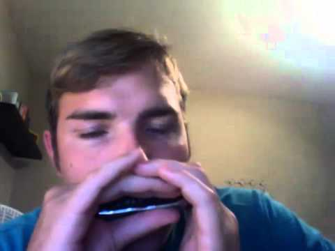 JIMMY BUFFETT SON OF A SON OF A SAILOR! HARMONICA SOLO LESSON