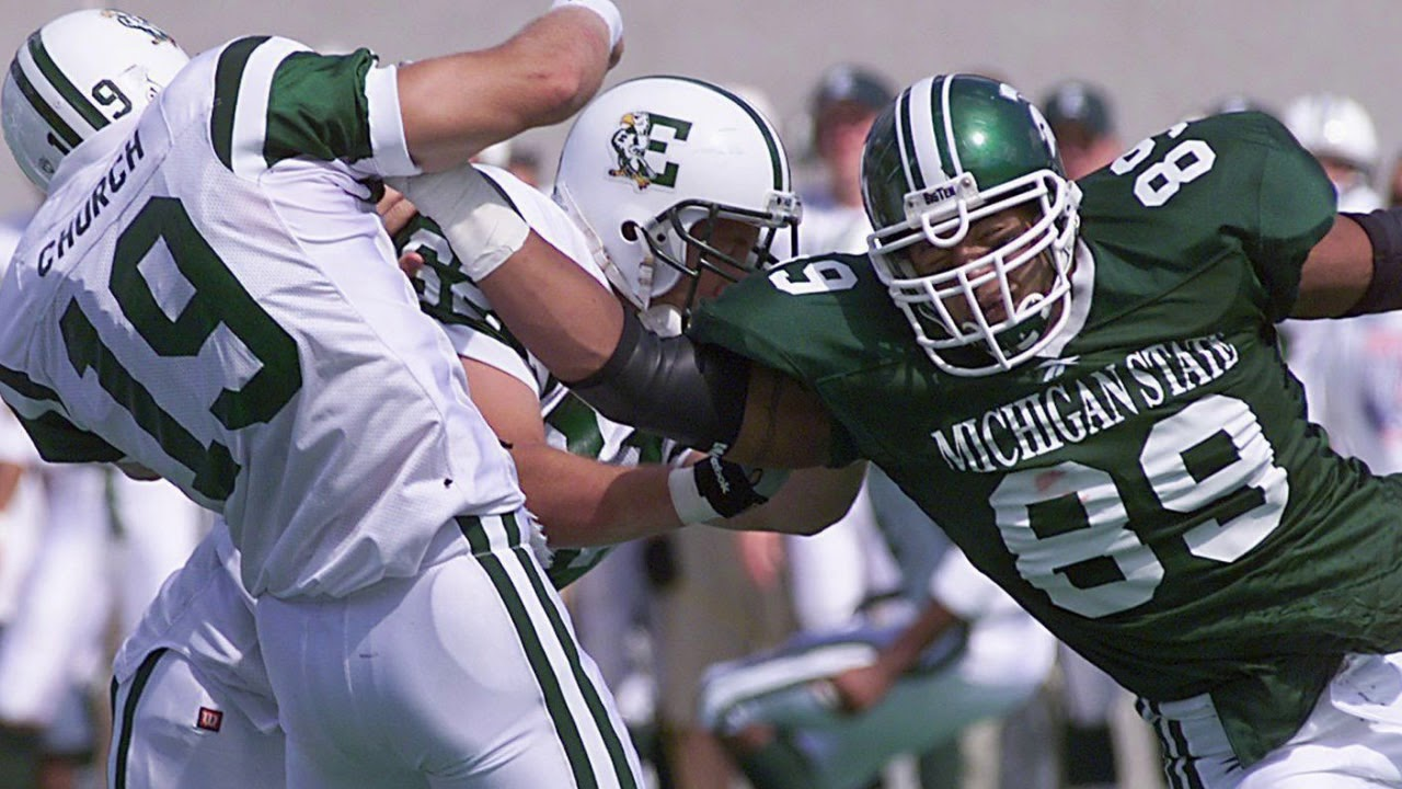 Image result for eastern michigan football 2000