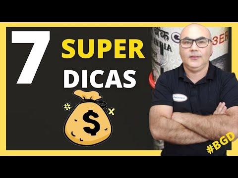 7 SUPER dicas para ganhar dinheiro na Bolsa de Valores I Eu uso e funciona mesmo