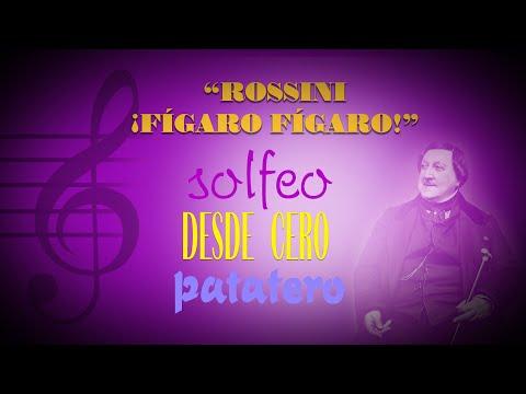 capítulo 10 Rossini Fígaro, Fígaro