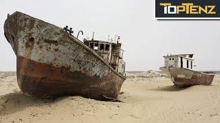Top 10 PHOTOS of Environmental DEVASTATION