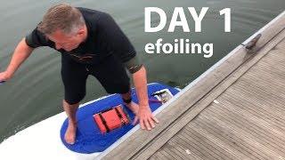 Hydrofoil pumping