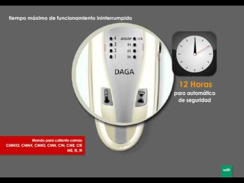 Mando de control para almohadillas Daga CMNX2, CMNX, CMN2, CMN