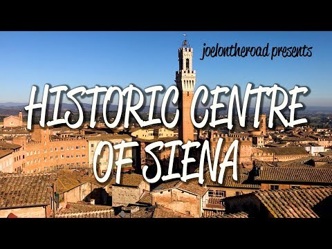Historic Centre of Siena - UNESCO World Heritage Site