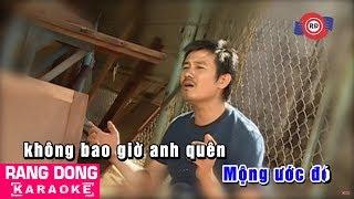 Căn Nhà Mộng Ước (karaoke) - Mai Quốc Huy