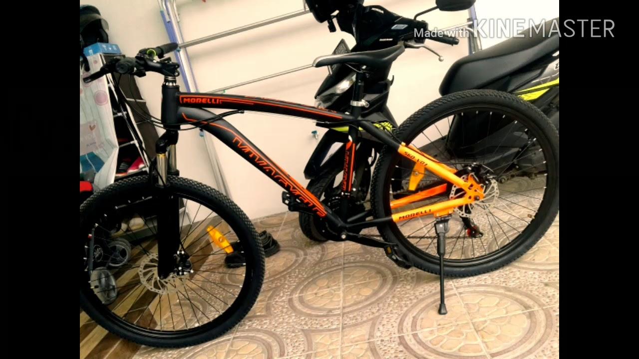 """Sepeda MTB Murah dan Simple (VivaCycle Morelli 560 26"""") 1"""