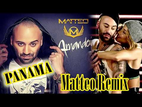 Dj Remix Panama Matteo Zile zile Mile Mile  Terbaru 2018
