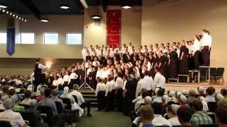 Give To Our God Immortal Praise - Shenandoah Christian Music Camp