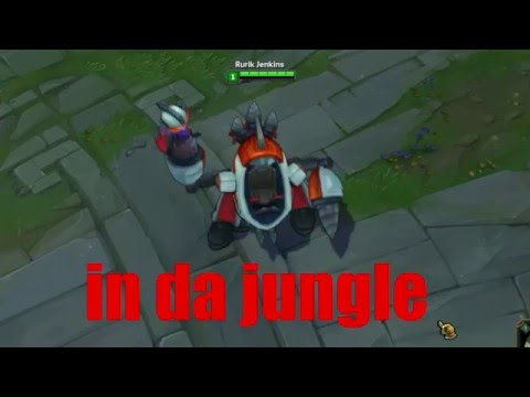 The adventures of Rumble jungle