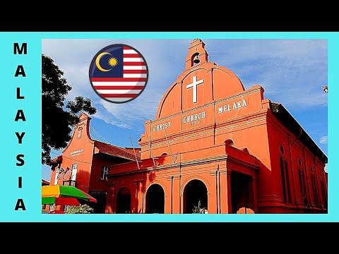 Malacca (Melaka) City, Malaysia, my best photos