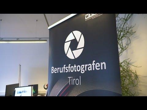 Berufsfotografen Tirol zu Gast im West Studio