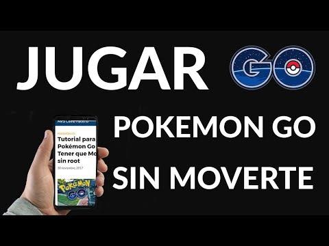 ¿Cómo Jugar Pokémon Go sin Tener que Moverte y sin root?