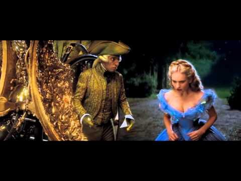 Cinderella Swarovski Costume & Glass Slipper Featurette