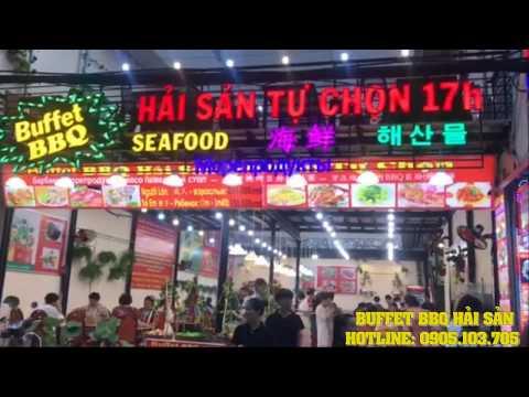 Top Buffet BBQ Ngon nhất giá rẻ hấp dẫn khuyến mãi tại Tp. Nha Trang - Khánh Hòa