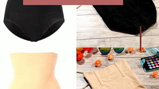 Women Shaping Panties Breathable Body Shaper Slimming Tummy Underwear.