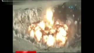 AMAZING FOOTAGE - Turkish missile testing