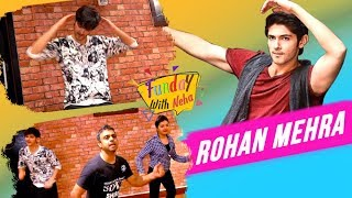 Rohan Mehra's DAY OUT Dancing And Talks About Future Plans | Funday With Neha | TellyMasala