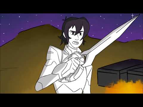 Ready as I'll ever be // Voltron animatic