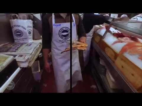 Step Inside Pure Food Fish Market at Pike Place Market in Seattle