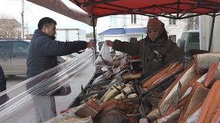 Выставка-продажа рыбных деликатесов
