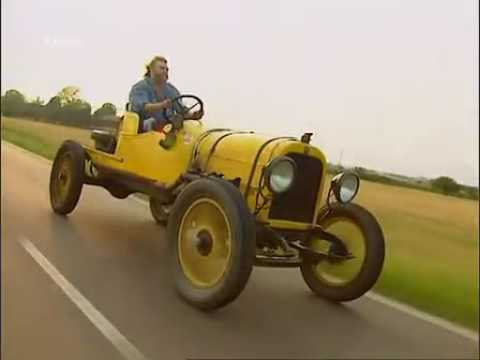 Jeremy Clarkson's Motorworld UK Special (RARE)
