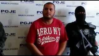 """Cae """"El Hommie"""", líder de banda de secuestradores en Tijuana"""