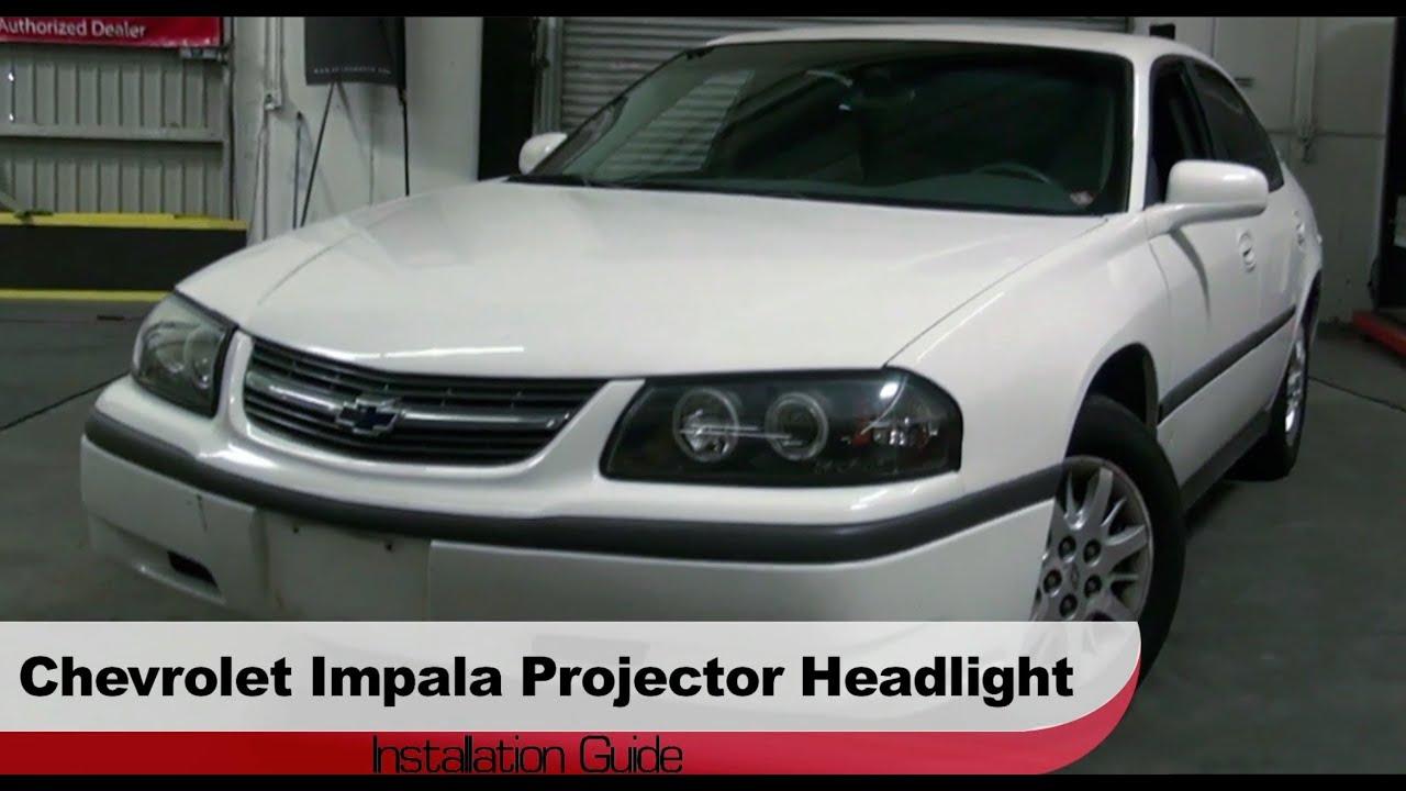Halo Headlight Wiring Diagram Chevy Impala on