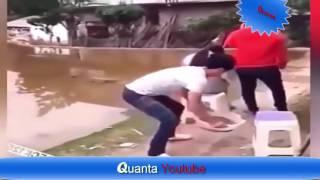 Funny video 2016/ best funny video/ best pranks 2016/ mojar video/ bangla fun video
