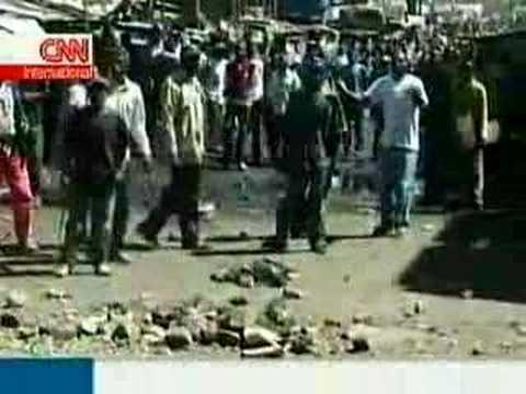 Jan 2 Kenya Election Update Riots Kibaki Odinga